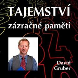 Audiokniha Tajemství zázračné paměti - David Gruber - David Gruber