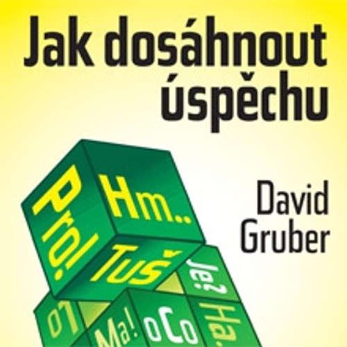 Audiokniha Jak dosáhnout úspěchu - David Gruber - David Gruber