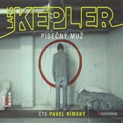Písečný muž - Lars Kepler (Audiokniha)