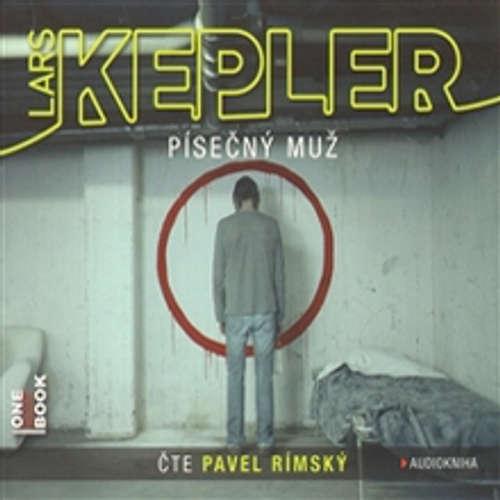 Audiokniha Písečný muž - Lars Kepler - Pavel Rímský