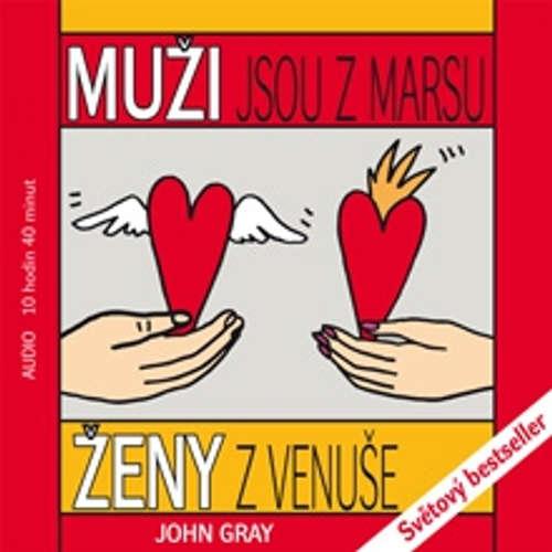Audiokniha Muži jsou z Marsu, ženy z Venuše - John Gray - Igor Bareš
