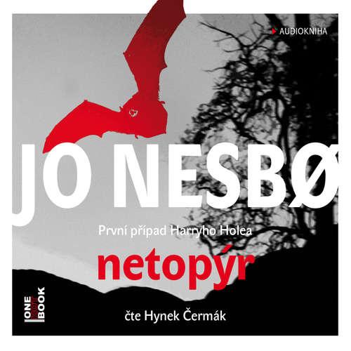 Audiokniha Netopýr - Jo Nesbo - Hynek Čermák