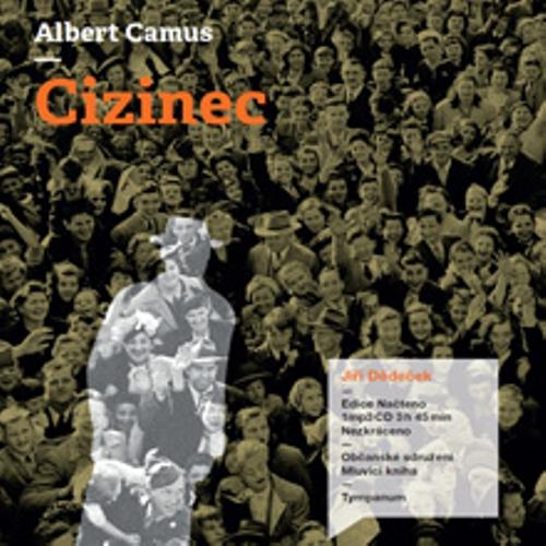 Cizinec - Albert Camus (Audiokniha)