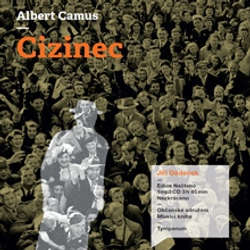 Audiokniha Cizinec - Albert Camus - Jiří Dědeček