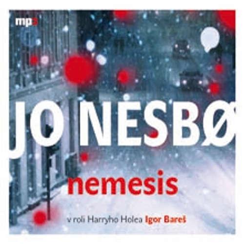 Audiokniha Nemesis - Jo Nesbo - Igor Bareš
