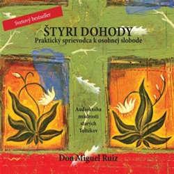 Audiokniha Štyri dohody - Don Miguel Ruiz - Martin Nikodým