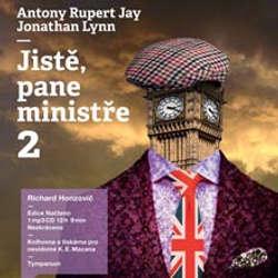 Audiokniha Jistě pane ministře 2 - Anthony Rupert Jay - Richard Honzovič
