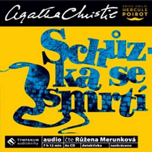 Audiokniha Schůzka se smrtí - Agatha Christie - Růžena Merunková