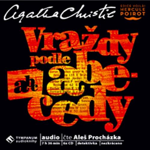 Vraždy podle abecedy - Agatha Christie (Audiokniha)