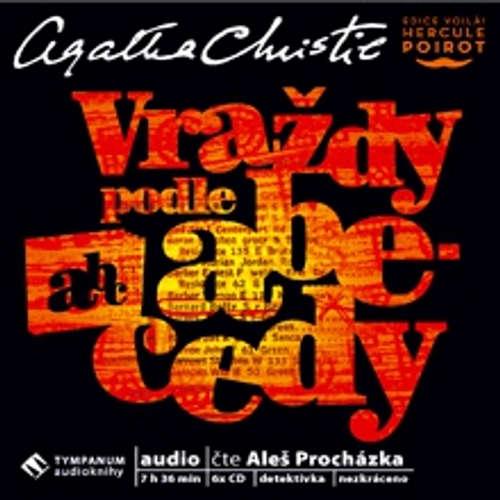 Audiokniha Vraždy podle abecedy - Agatha Christie - Aleš Procházka