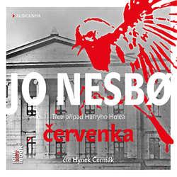 Audiokniha Červenka - Jo Nesbo - Hynek Čermák