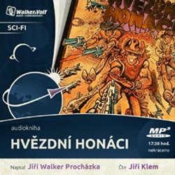 Audiokniha Hvězdní Honáci - Jiří Walker Procházka - Jiří Klem