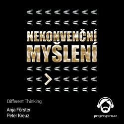 Nekonvenční myšlení - Anja Forster (Audiokniha)