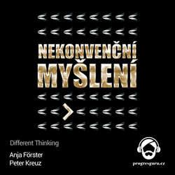 Audiokniha Nekonvenční myšlení - Anja Forster - Michal Švarc