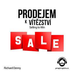 Audiokniha Prodejem k vítězství - Richard Denny - Michal Švarc