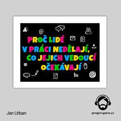 Audiokniha Proč lidé v práci nedělají, co jejich vedoucí očekávají - Jan Urban - Vladimír Kyas