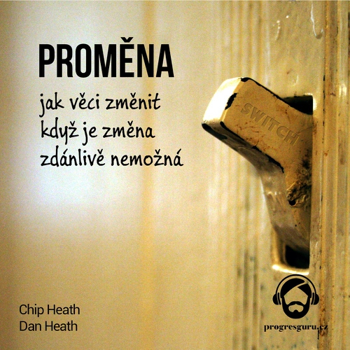 Proměna - Dan Heath (Audiokniha)