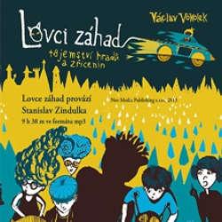 Audiokniha Lovci záhad - Tajemství hradů a zřícenin - Václav Vokolek - Stanislav Zindulka