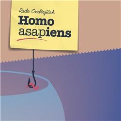 Homo ASAPiens - Rado Ondřejíček (Audiokniha)