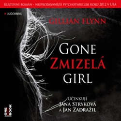 Zmizelá / Gone Girl - Gillian Flynn (Audiokniha)