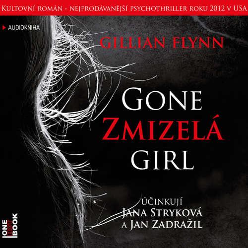 Audiokniha Zmizelá / Gone Girl - Gillian Flynn - Jana Stryková