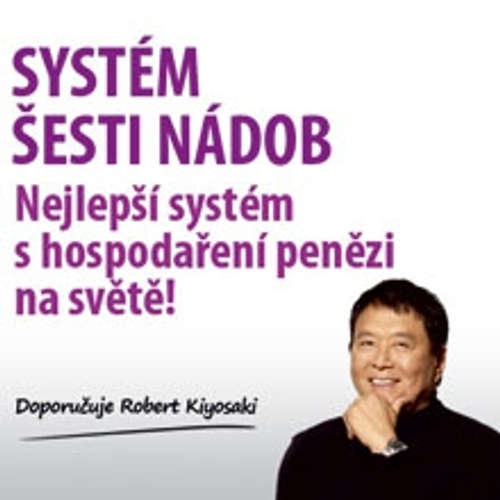 Audiokniha Systém šesti nádob - Unknown Author - Radek Erben