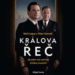 Audiokniha Králova řeč - Mark Logue - Miroslav Táborský