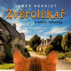 Zvěrolékař a kočičí historky - James Herriot (Audiokniha)