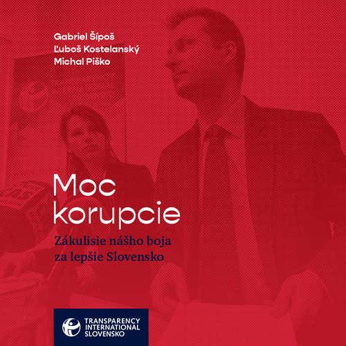 Audiokniha Moc korupcie - Gabriel Šípoš -  VladimírSeman