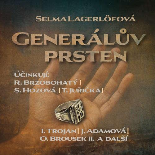 Audiokniha Generálův prsten - Selma Lagerlöfová - Jaroslava Adamová