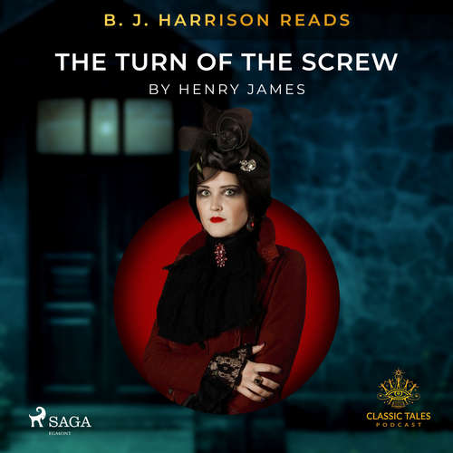 Audiobook B. J. Harrison Reads The Turn of the Screw (EN) - Henry James - B. J. Harrison