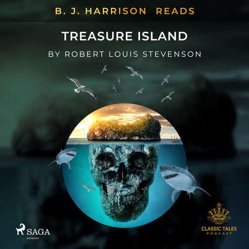 Audiobook B. J. Harrison Reads Treasure Island (EN) - Robert Louis Stevenson - B. J. Harrison