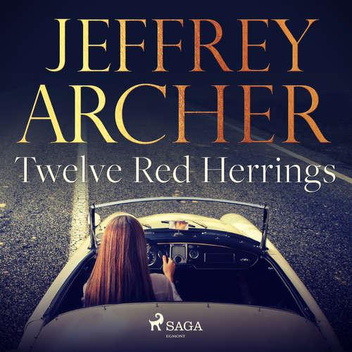 Audiobook Twelve Red Herrings (EN) - Jeffrey Archer - Leighton Pugh