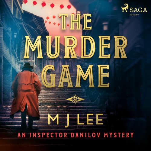 Audiobook The Murder Game (EN) - M J Lee - Dallin Bradford