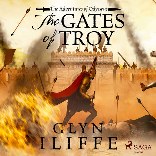 Audiobook The Gates of Troy (EN) - Glyn Iliffe - Charles Armstrong