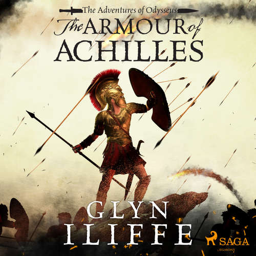 Audiobook The Armour of Achilles (EN) - Glyn Iliffe - Charles Armstrong