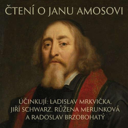 Audiokniha Čtení o Janu Amosovi - Jan Ámos Komenský - Ladislav Mrkvička