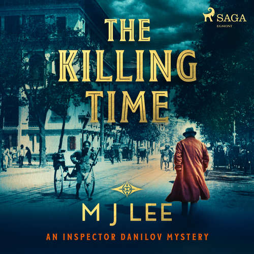 Audiobook The Killing Time (EN) - M J Lee - Dallin Bradford