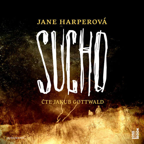 Audiokniha Sucho - Jane Harperová - Jakub Gottwald