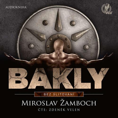 Audiokniha Bakly – Bez slitování - Miroslav Žamboch - Zdeněk Velen