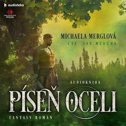 Audiokniha Píseň oceli - Michaela Merglová - Jan Meduna