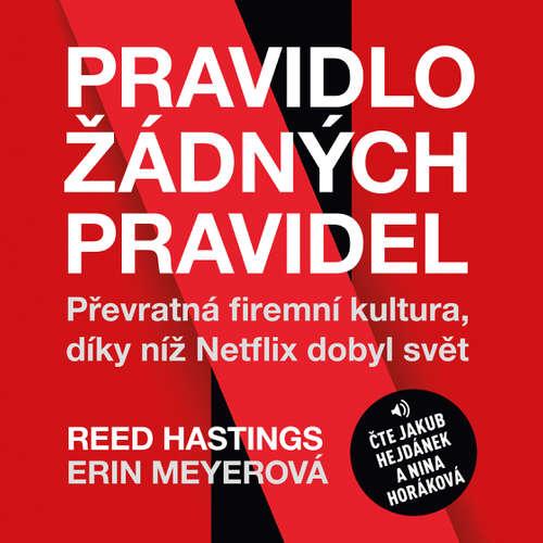 Audiokniha Pravidlo žádných pravidel - Erin Meyerová - Jakub Hejdánek