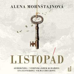 Audiokniha Listopád - Alena Mornštajnová - Eva Elsnerová