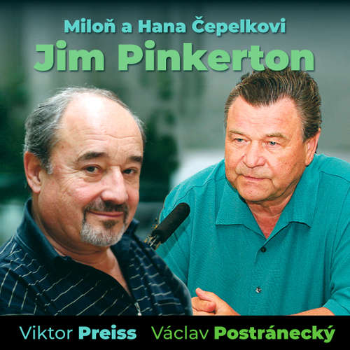 Audiokniha Jim Pinkerton - Hana Šotová - Viktor Preiss