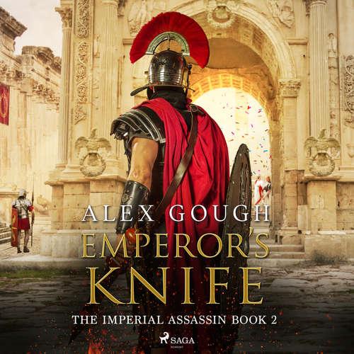 Audiobook Emperor's Knife (EN) - Alex Gough - David Thorpe