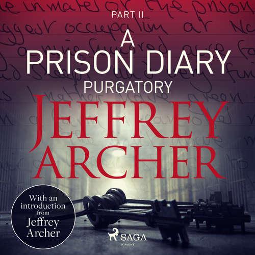 Audiobook A Prison Diary II - Purgatory (EN) - Jeffrey Archer - Jonathan Keeble