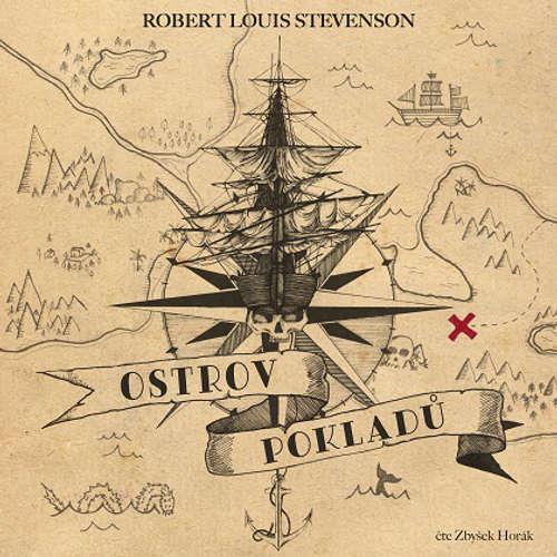 Audiokniha Ostrov pokladů - Robert Louis Stevenson - Zbyšek Horák
