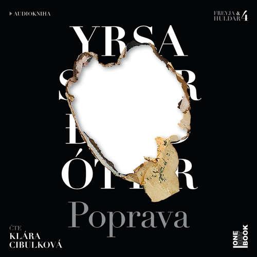 Audiokniha Poprava - Yrsa Sigurðardóttir - Klára Cibulková
