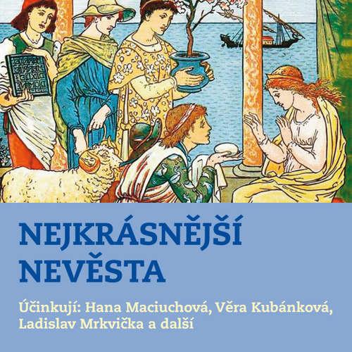 Audiokniha Nejkrásnější nevěsta - František Pavlíček - Ladislav Mrkvička