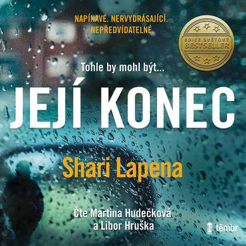 Audiokniha Její konec - Shari Lapena - Martina Hudečková